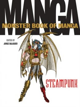Download The Monster Book of Manga Steampunk Gothic