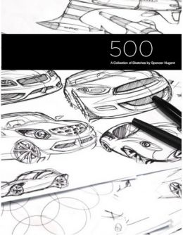 500-A-Collection-of-Sketches-260x334