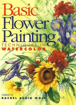 Download Basic Flower Painting Techniques In Watercolor