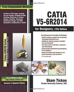 Download CATIA V5-6R2014 for Designers