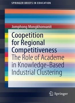 Download ebook Coopetition For Regional Competitiveness