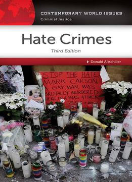 Download ebook Hate Crimes In America: A Reference Handbook