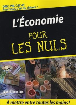 Download ebook L'Economie pour les nuls