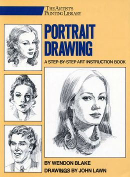 Portrait-Drawing-A-Step-by-Step-Art-Instruction-Book-260x354