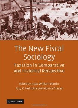 Download ebook The New Fiscal Sociology