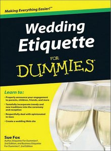 Download Wedding Etiquette For Dummies