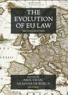 The-Evolution-Of-Eu-Law-2-Edition