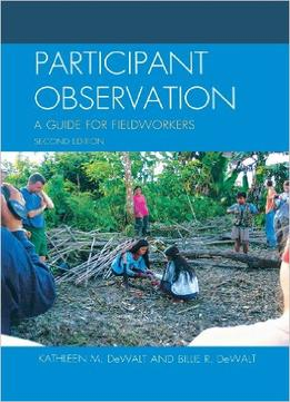Download Participant Observation: A Guide For Fieldworkers