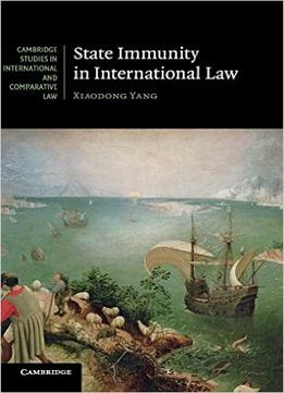 Download State Immunity In International Law