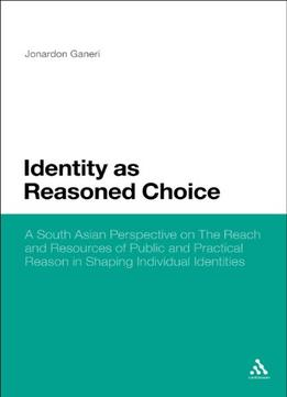 Download Identity As Reasoned Choice