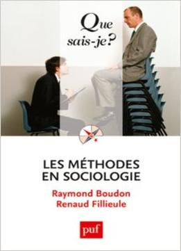 Download Les Méthodes En Sociologie