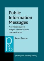Public Information Messages: A Contrastive Genre Analysis Of State-citizen Communication