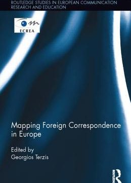 Download Mapping Foreign Correspondence In Europe
