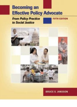Download Becoming An Effective Policy Advocate: From Policy Practice To Social Justice, 5th Edition