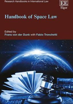 Download Handbook Of Space Law (research Handbooks In International Law Series)