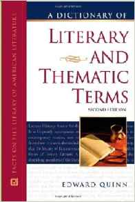 Download A Dictionary of Literary & Thematic Terms