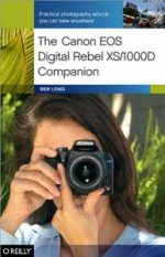 The Canon EOS Digital Rebel XS/1000D
