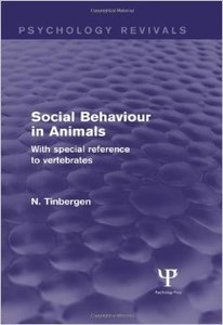 Download ebook Social Behaviour in Animals