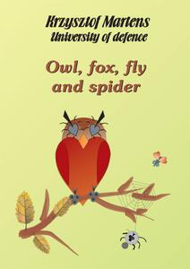 Download Owl, Fox & Spider – University of Defense