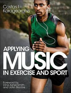 Download ebook Applying Music in Exercise & Sport
