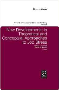 Download ebook New Developments in Theoretical & Conceptual Approaches to Job Stress