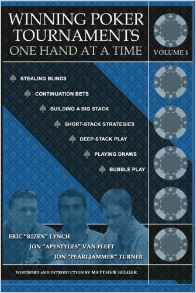 Download Winning Poker Tournaments One Hand at a Time, Volume I
