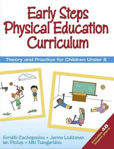 Download ebook Early Steps Physical Education Curriculum