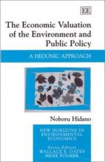 The Economic Valuation of the Environment and Public Policy: A Hedonic Approach