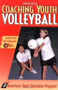 Download ebook Coaching Youth Volleyball