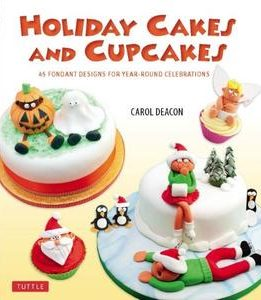 Download ebook Holiday Cakes & Cupcakes