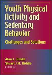 Download ebook Youth Physical Activity & Sedentary Behavior