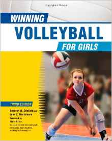 Download ebook Winning Volleyball for Girls
