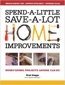 Download ebook Spend-A-Little Save-A-Lot Home Improvements