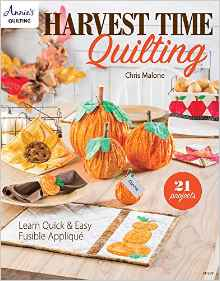 Download ebook Harvest Time Quilting (Annie's Quilting)