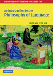 Download ebook An Introduction to the Philosophy of Language