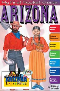 Download ebook My First Pocket Guide Arizona