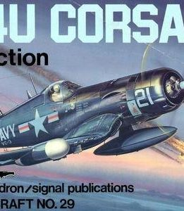 Download Squadron/Signal Publications 1029: F4U Corsair in action - Aircraft No. 29