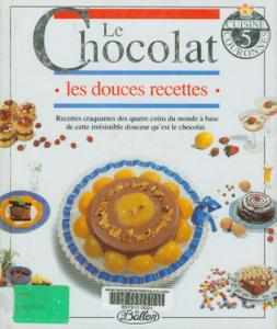 Download ebook Le chocolat : les douces recettes