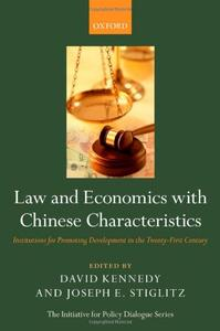 Download ebook Law & Economics with Chinese Characteristics