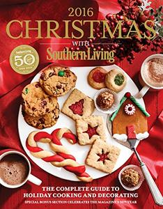 Download ebook Christmas with Southern Living 2016