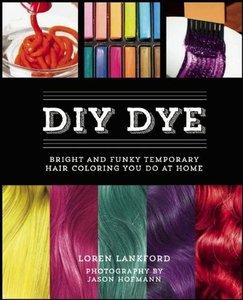 Download ebook DIY Dye: Bright & Funky Temporary Hair Coloring You Do at Home