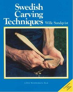 Download ebook Swedish Carving Techniques