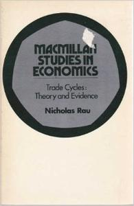 Download ebook Trade Cycles: Theory & Evidence