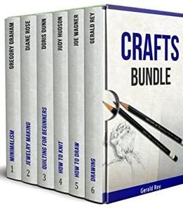 Download ebook Crafts Bundle: Outstanding DIY Craft Lessons for Beginners