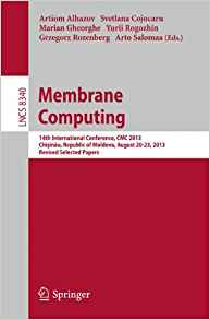 Download ebook Membrane Computing
