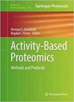 Activity-Based Proteomics: Methods and Protocols
