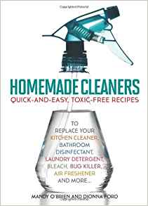 Download ebook Homemade Cleaners