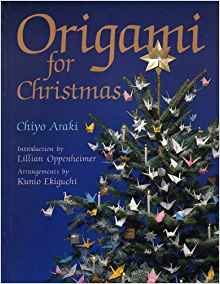 Download ebook Origami for Christmas