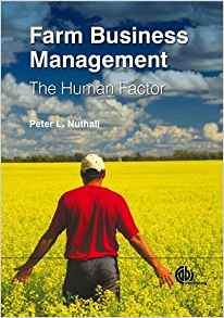 Download ebook Farm Business Management: The Human Factor
