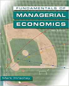 Download ebook Fundamentals of Managerial Economics, 9th Edition